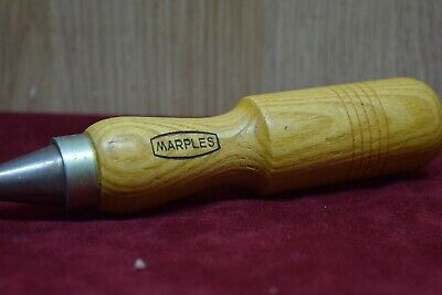Vintage Marples 1/8-3mm Firmer Chisel Woodworking Old Tools