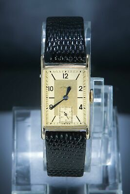 Jaeger-LeCoultre Le Coultre PRE- Reverso Made out of pure 18K Yellow Gold