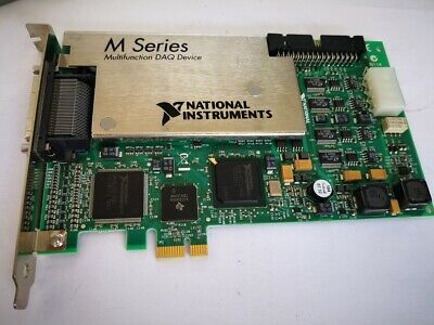 National Instruments  NI PCIE-6259, Nearly news. tested good