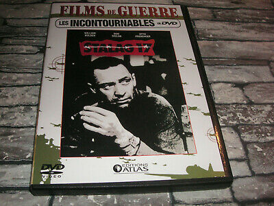 Stalag 17 / William Holden / Dvd Guerre