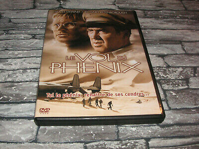 Le Vol Du Phenix - James Stewart  / Dvd Guerre