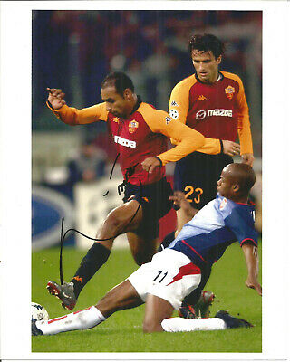 Emerson Palmieri Chelsea & Italy Footballer Autograph Signed Photograph F1680