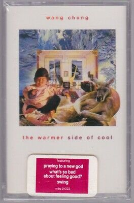 Wang Chung The Warmer Side Of Cool Factory Sealed Cassette 1989