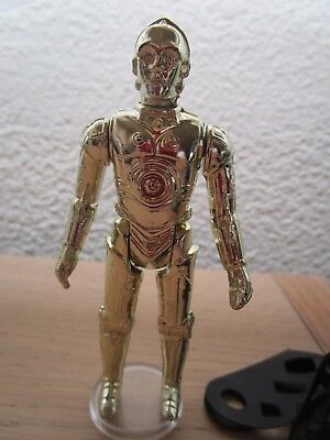 star wars vintage C3PO removable limbs