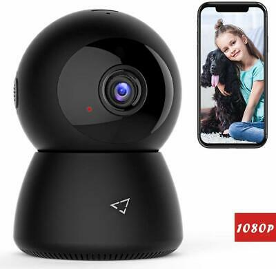 Victure 1080P FHD WiFi IP Camera Wireless Indoor Camera Night Vision Motion