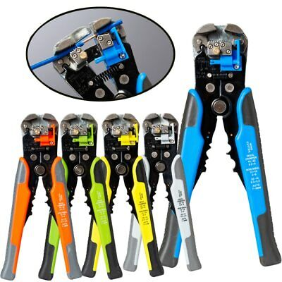 HSD1 Crimper Cable Cutter Automatic Wire Stripper Multifunctional Stripping Tool