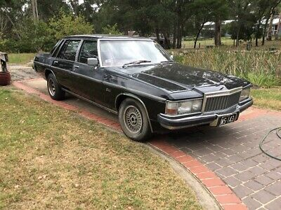 1981 Holden Wb Statesman Deville All Original.  Must See