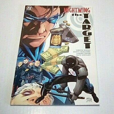 NIGHTWING: The TARGET(DC)2001 -- Prestige Format -- NEVER READ -- VFNM/NM-
