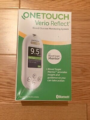 Onetouch Verio Reflect - Meter system Diabetes's...NEW AND SEALED