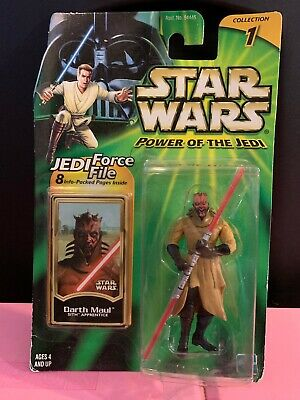 Star Wars Potj Series Darth Maul - Sith Apprentice Training Suit Figure