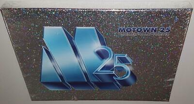 Motown 25 Yesterday Today Forever Deluxe Boxset New R1 Dvd Michael Jackso
