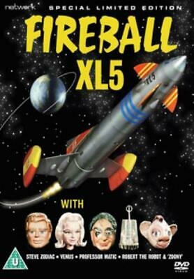 Fireball XL5 - The Complete Series <Region 2 DVD, sealed>