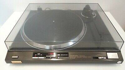 Technics SL-QX200 Quartz Direct Drive Turntable 1980's