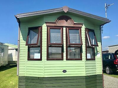 2 Bed Caravan To Hire/let/rent Ocean Edge Heysham Morecambe Sleeps 6