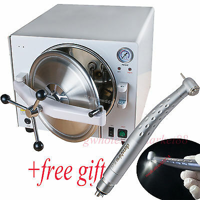 Sterile 18L Dental Medical surgical high Pressure Sterilizer sterilizition DHL