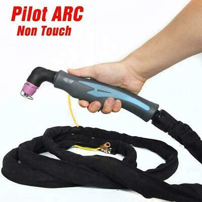 WSD-60P Air Plasma Cutters Air Pilot Arc Torch with Cables Connector 10Feet/3m
