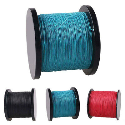 Braided 500m Multifilament 300/500/1000m Fishing Wire Pro Strong Sea Line Pe