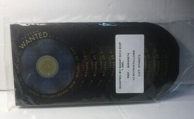 12 WANTED BY NIGHT FOR MEN BY AZZARO EDP ( Sealed Sample Vials )