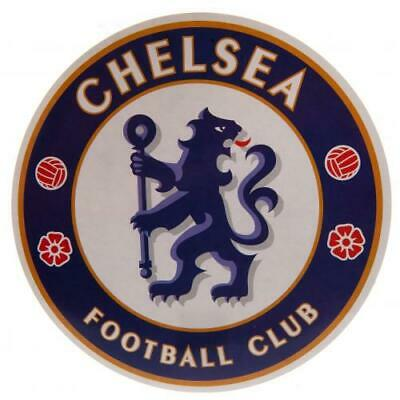 Chelsea FC Official Crested Large Sticker 18cm x 16cm Present Gift