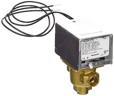 Honeywell V8044A1010 Motorized Diverting Valve and Electric Zone Valve - New