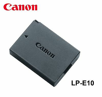 NEW Genuine Original CANON EOS Rebel T3 T5 T6  Battery LP-E10 LC-E10 LPE10