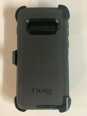 Otterbox Defender Series Case w/ Holster for Samsung Galaxy S10 Black