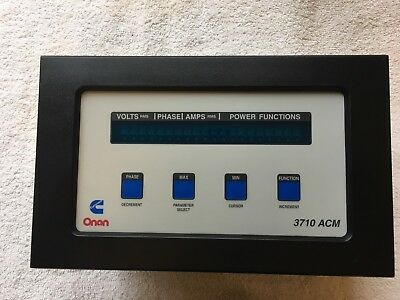 Digital Monitoring and Logging Device, 3710 ACM