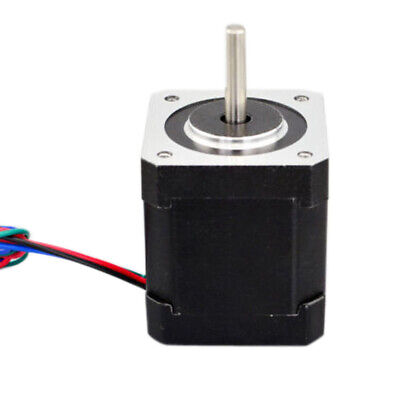 Nema 17 Stepper Motor 42MM In 2.8V 1.68A 3D Pinter Reprap DIY CNC Free Shipping