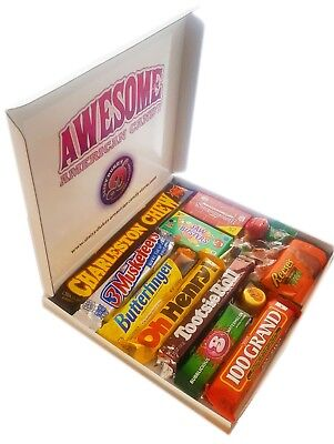Mixed American Chocolate Candy Selection Box of Sweets Gift US Sweets Peanut