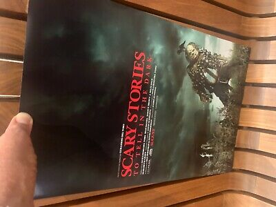"""Scary Stories To Tell In The Dark 11"""" X 17"""" Movie Poster - Rare Collectible"""