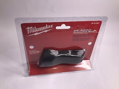 Milwaukee 3/8 Fuel Ratchet Protective Boot UK STOCK