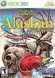 Pre-Owned ~ Cabela's Alaskan Adventures (Microsoft Xbox 360, 2006) ~ No Booklet