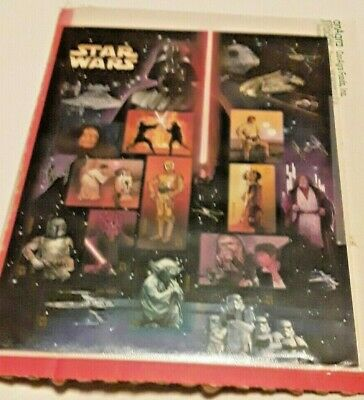 2007 41c Star Wars Stamps 41 Cent USA Postage Stamps MB