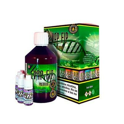 Base Vap Fip PACK 50PG/50VG -  200ml, 500ml, 1000ml Base para hacer eliquid DIY