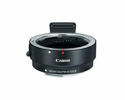 Canon EOS M Mount Adapter 6098B002 Brand New Sealed