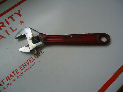 "Vintage ""PROTO"" 706  6"" Adjustable Wrench"