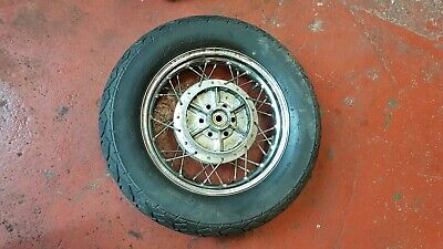 Suzuki Ls650 '96  Rear Wheel, With Very Good Tyre