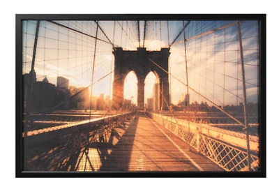 NEW* BJÖRKSTA Picture with frame Sunny days & Nordic 140 x