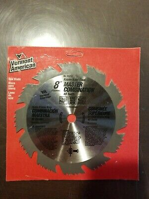 """Vermont American #26494 Steel Saw for Plywood 7-1//4/"""" 150 Teeth"""