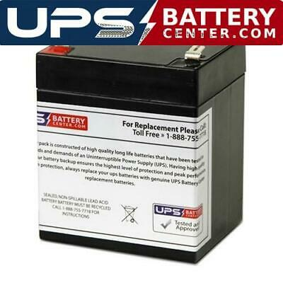 T2 12V5AH//20H Nonspillable Rechargeable Valve Regulated Battery AJC Battery-D5S