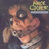 CD Constrictor by Alice Cooper NEW SEALED