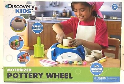 Discovery Kids Motorized Pottery Wheel - New in box