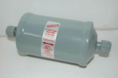 "Totaline HVAC P504-H163S Bi-Directional Heat Pump Filter Drier 3/8"" ODF 16 cu in"