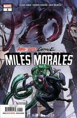Absolute Carnage Miles Morales #1 (Of 3) Marvel Comics Near Mint 8/28/19