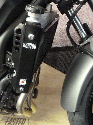 Yamaha XSR 700 Rad end covers Radiator end covers