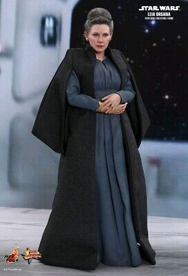 "Star Wars The Last Jedi Leia Organa 1/6 Scale Hot Toys 12"" Figure [MMS459]"