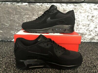 Nike Air Max 90  black all black Brand New SIZES FROM UK 6 - 11