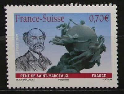 2009 FRANCE TIMBRE Y & T N° 4393 Neuf * * SANS CHARNIERE