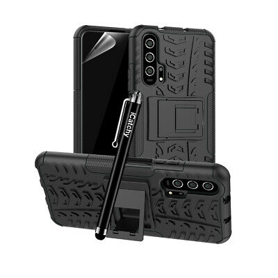 Heavy Duty Armour Tough Shock Proof Builder Case Cover for Huawei Honor 20 Pro