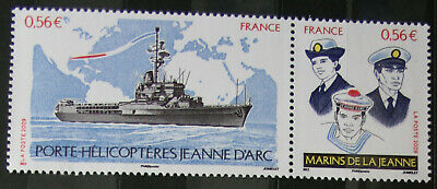 2009 FRANCE TIMBRE Y & T N° 4423/24 Neufs * * SANS CHARNIERE
